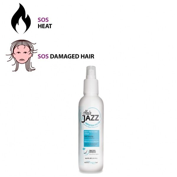 HAIR JAZZ Heat Protectant Spray